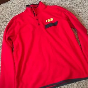 Pitt State Snap Pullover